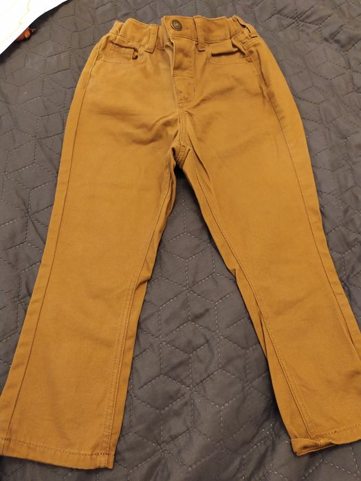 Spodnie h &m  r92/88 Czarna - image 1