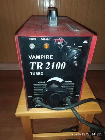 Spawarka TR2100 Vampire Turbo gratis elektrody 3 paczki