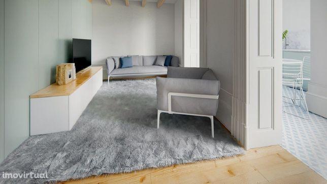 Apartamento, 61 m², Cedofeita, Santo Ildefonso, Sé, Miragaia, São Nicolau e Vitória