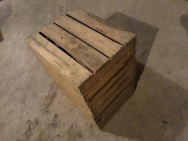 Skrzynki drewniane jedynki