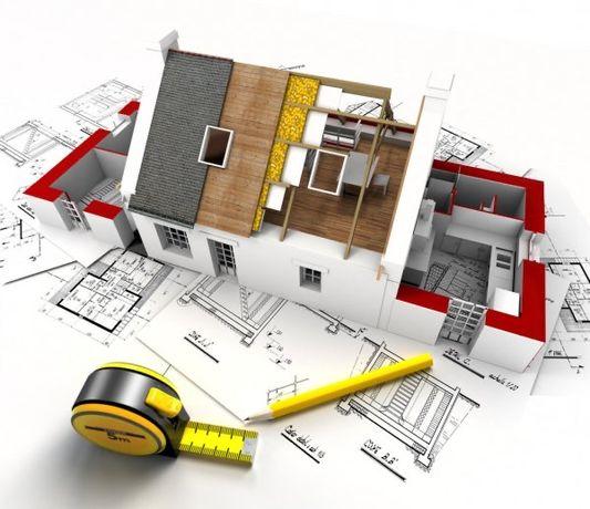 Пропонуємо послуги будівельних робіт