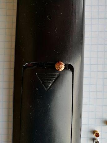 Заводная головка, коронка для часов Rolex gold 4,8. 5,3. 7 мм