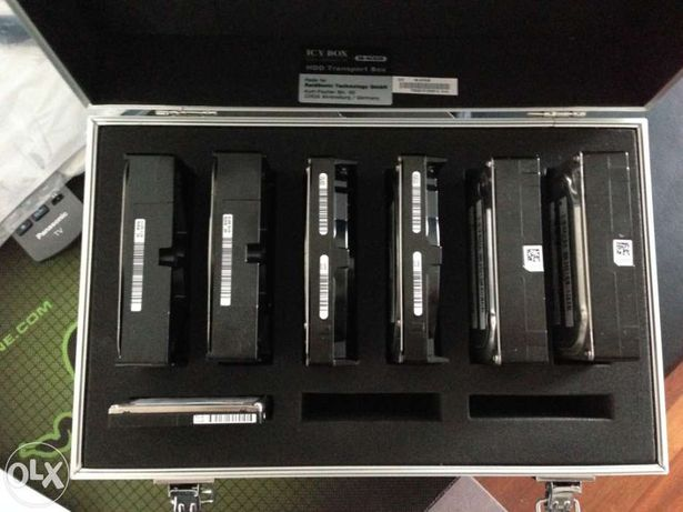 Varios Discos rígidos 500GB/300GB/250GB 7200rpm SATA