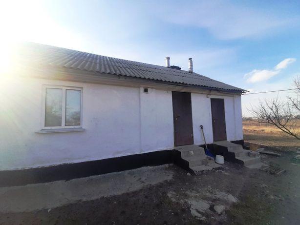 Дом в Станишовке на 2 входа + 25 соток земли