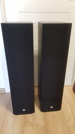JBL kolumny MK1000 głośniki 5.1 kino fronty centralny satelity Heco