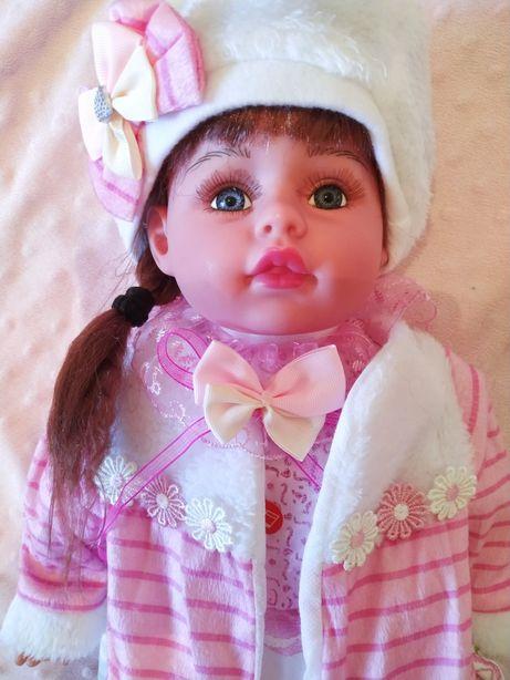 Интерактивная кукла паночка
