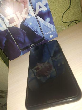 Мобільний телефон Nokia X6 4/64GB Black