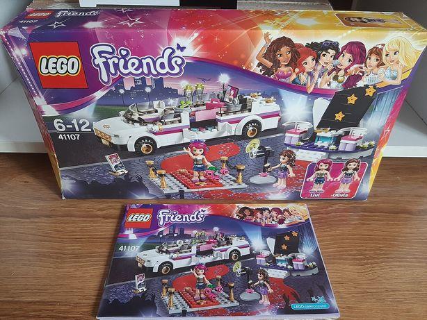 Lego Friends 41107 Limuzyna gwiazdy pop