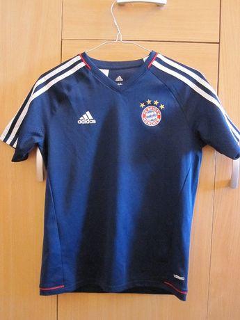 Oryginalna Koszulka Adidas FC Bayern Munchen roz:152cm, 11-12 lat