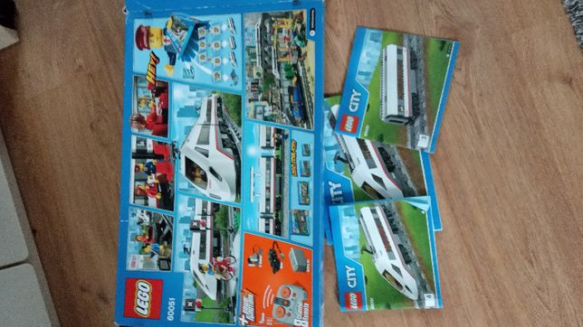 Pociąg Lego 60051