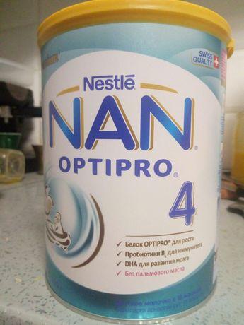 Нан 4 от Nestle - Сухая молочная смесь 800 грм