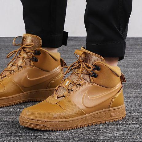 Зимние Кроссовки Ботинки Nike Path Air Force (40р по 43р) Оригинал!!