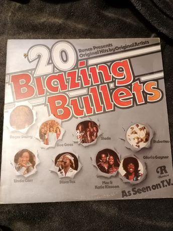 Disco Vinil 20 Blazing Bullets