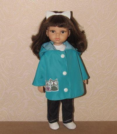 Плащик для куклы Паола Рейна