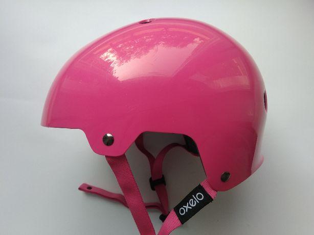 Шлем котелок Oxelo, размер 55-58см, велосипедный, для роликов, скейта
