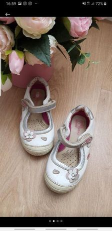 Кожаные туфельки.d.d.step. ортопедическая стелька