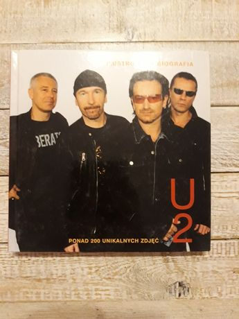 U2. Ilustrowana biografia