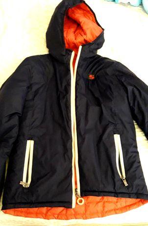 куртка двухстороння