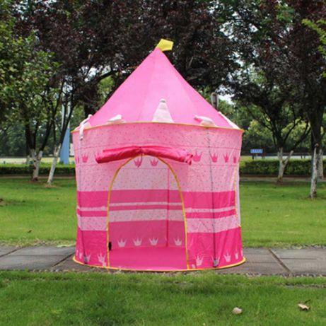Детская игровая палатка домик Замок, игра, игрушка для детей