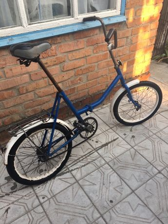 Велосипед Аист времен ссср