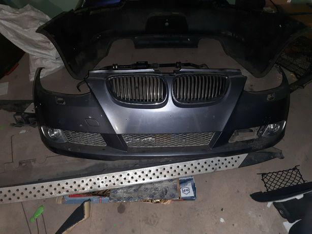 Передний бампер BMW E92