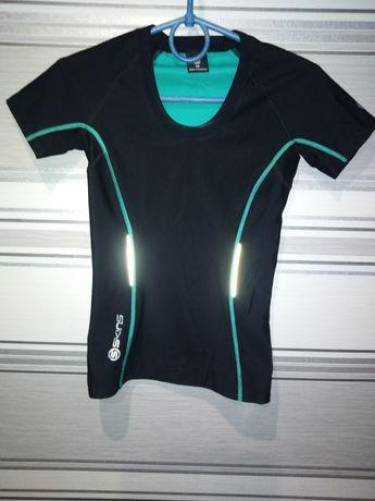 Компрессионная футболка Skins A 200