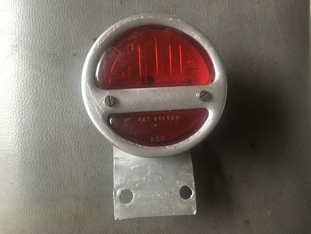 Lampa zespolona auto/motor