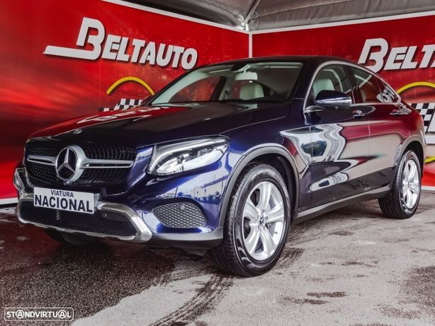 Mercedes-Benz GLC 250 D Coupe Exclusive 4-Matic