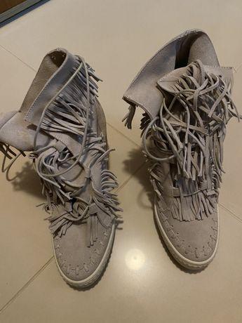 L'estrosa sneakersy rozmiar 38