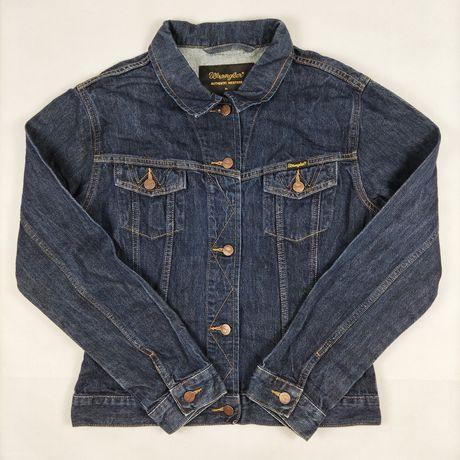 Wrangler Western damska kurtka jeansowa rozmiar XL