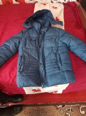 Курточка детская зимняя