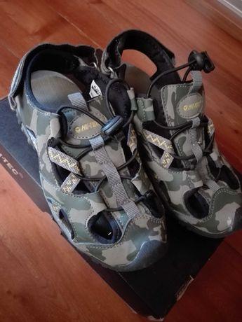 Sandały Hi-tech 32 ( dł wkładki 21cm)