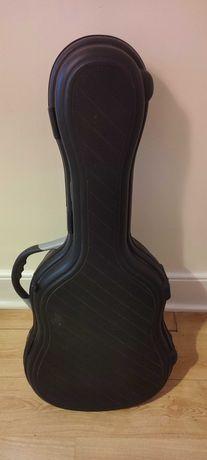 Guitarra acustica Yamaha NCX700 natural e case sólido