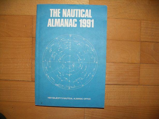 Rocznik Astronomiczny The Nautical Almanac 1991