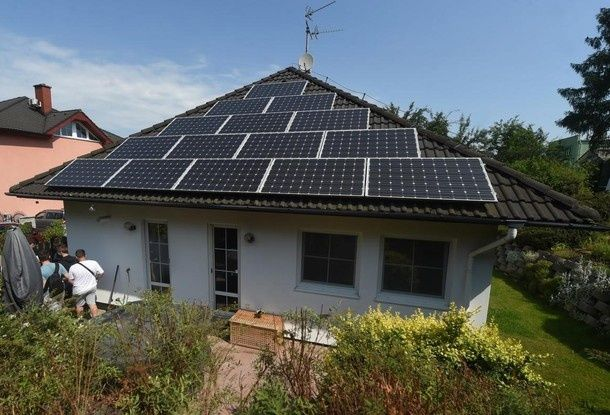 Солнечные панели(батареи),инверторы Risen,Leapton,Amerisolar,Longi,