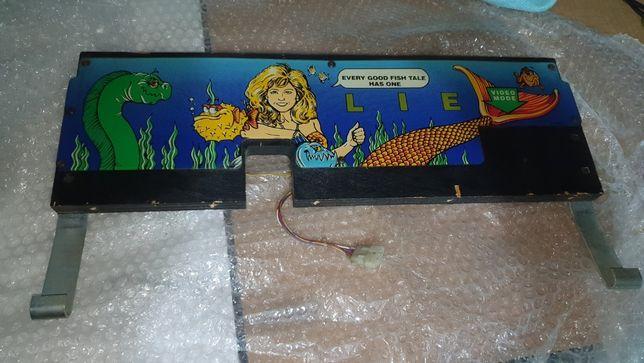 peça de tabuleiro pinball fish tales