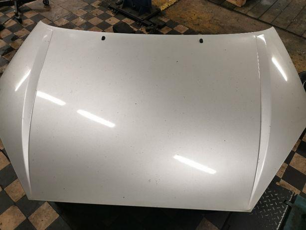 Maska Ford Focus MK1 srebrna