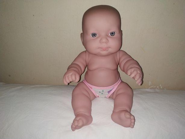 кукла пупс девочка анатомический пупс Berenguer испания