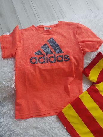 koszulka adidas chłopiec 7 lat usa