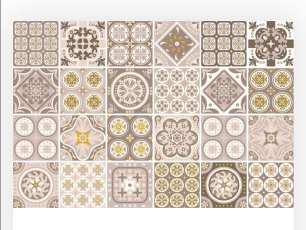 Naklejki na płytki ceramiczne, 24szt, 20cmx25cm