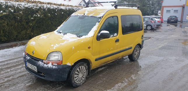 Renault Kangoo 1.2pb sprawne z opłatami!
