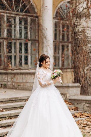 Свадебное платье!Продам СРОЧНО!!!