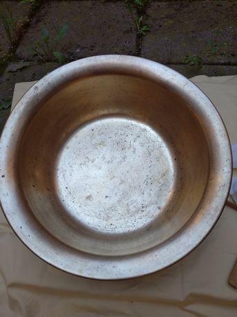 Посуд/ таз латунный