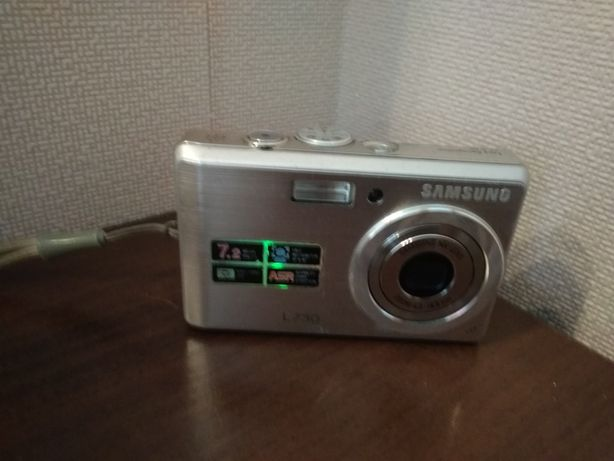 Фотоапарат цифровой