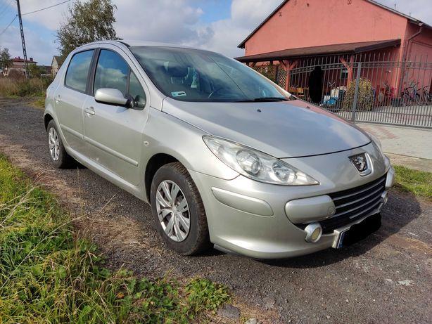 Peugeot 307 1.6 benzyna + LPG 2006r