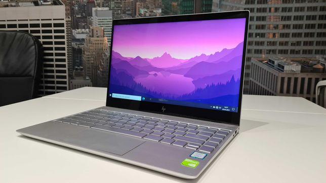 Laptop HP Envy 13-ad006nw, i7, GeForce MX150, 8gb ram, W10, dysk SSD