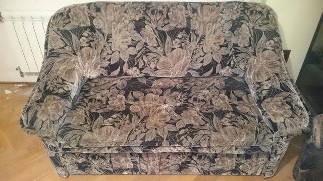 Promocja !!!Sofa, kanapa + dwa fotele, pilne!