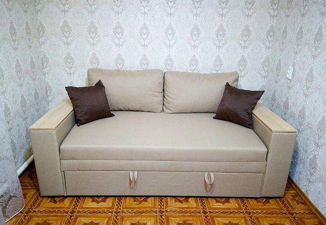 Диван кровать!Выкатной с нишами! Детский диван! Малибу в Днепре!Тахта
