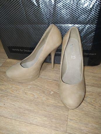 Продам туфли кожанные стельки