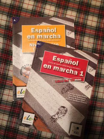 Espanol en marcha hiszpański